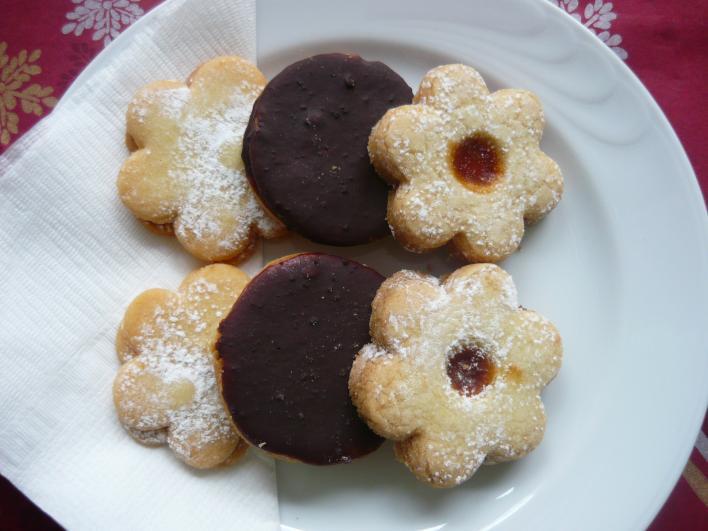 Linzer és ischler sütemény
