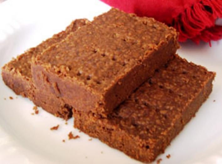Chocolate shortbread (Csokis teasüti)