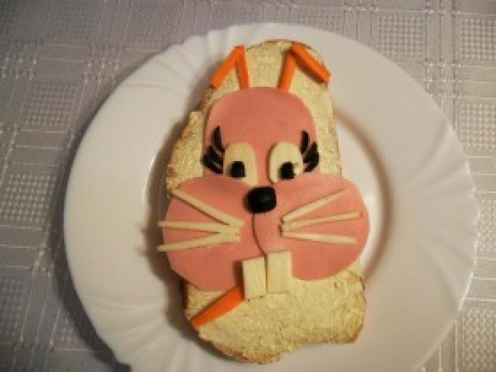Nyuszis szendvics