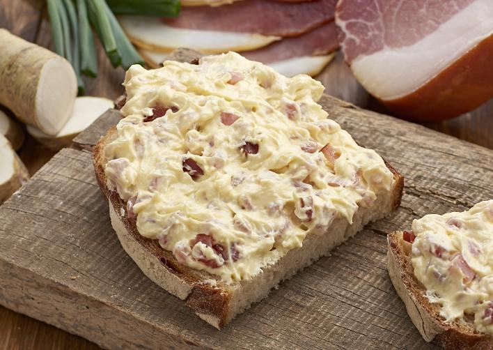 Sonkás-tormás szendvicskrém