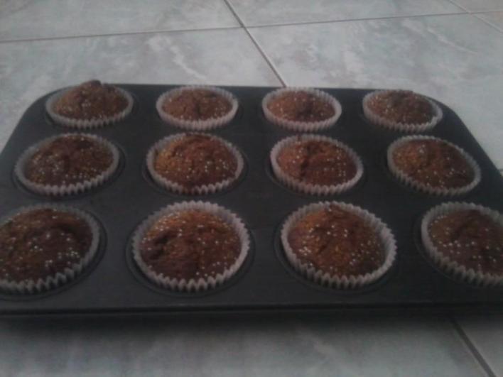 Csakis csokis muffin