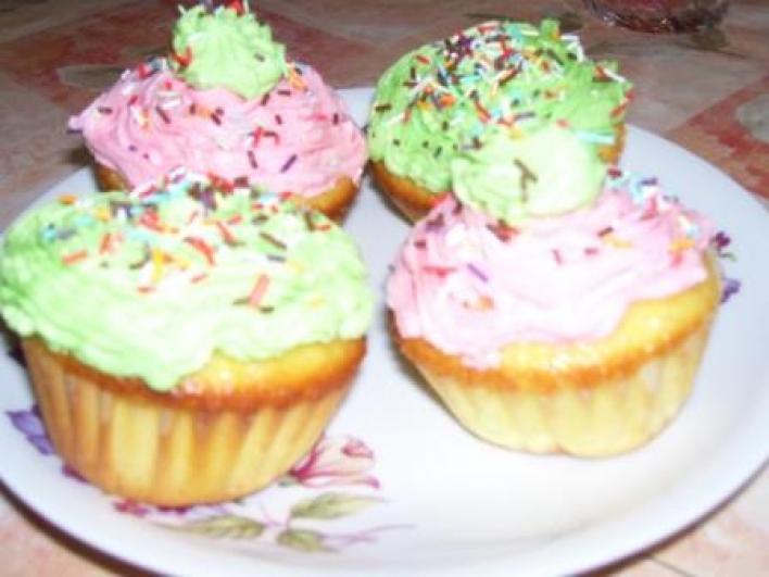 Gyönyörű tortácskák