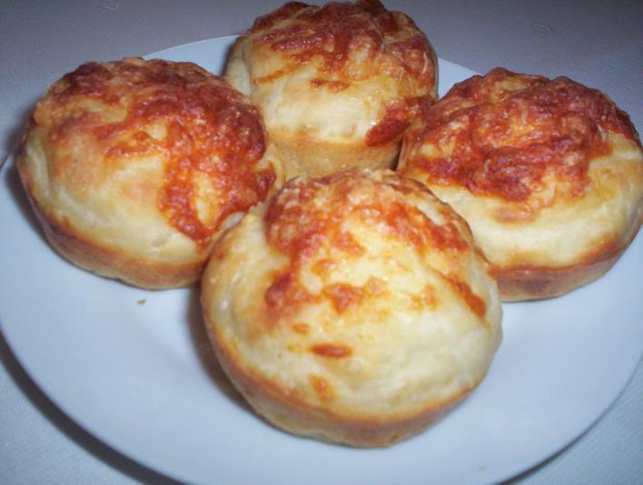 Lángos muffin