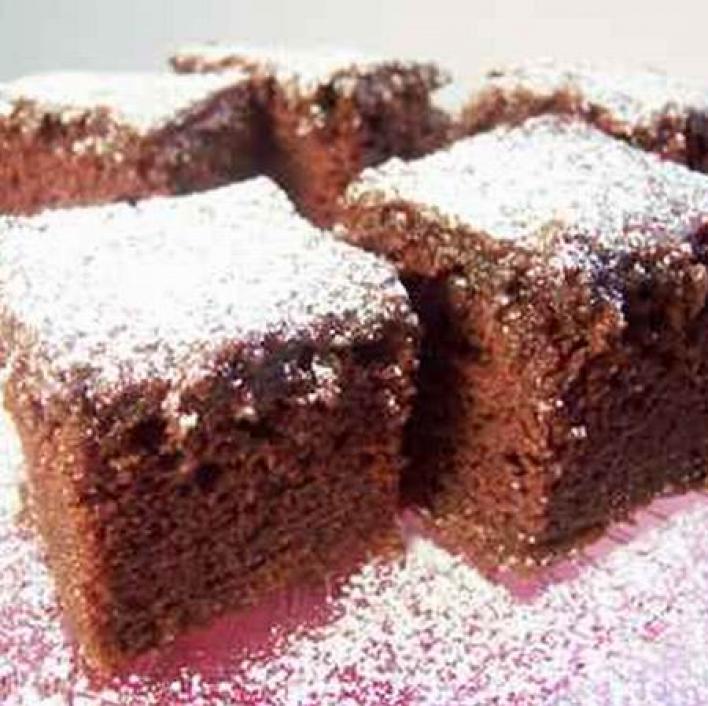 Egyszerű kakaós süti