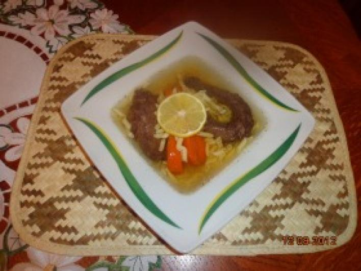 Vadkacsa leves