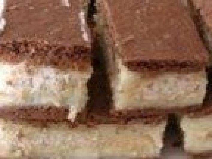 Babapiskótás sütemény