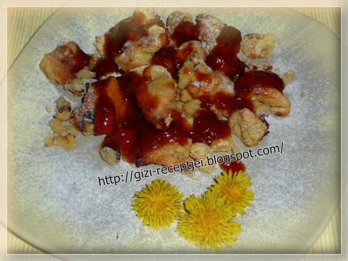 Mascarpones császármorzsa