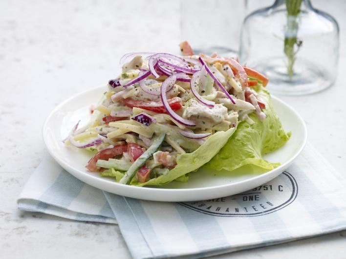Séf saláta