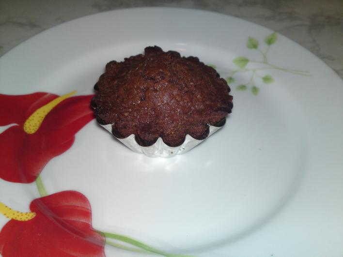 Nagyon finom csokis muffin