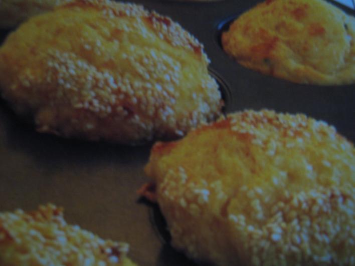 Sajtos Muffin (12 db)