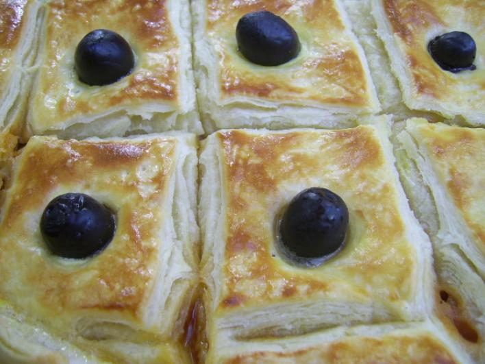Algériai leveles finomság