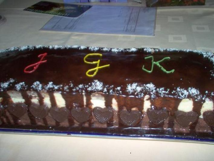 Családi nagy torta