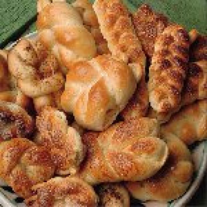 Cukrozott minikalácskák