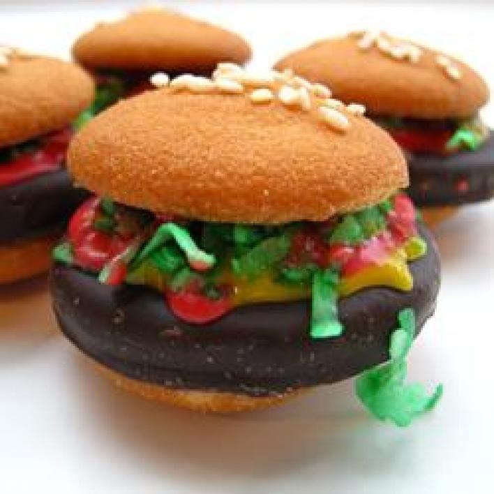 hamburgersüti recept