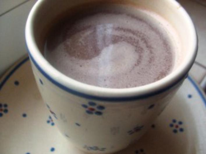 Igazi forró csokoládé