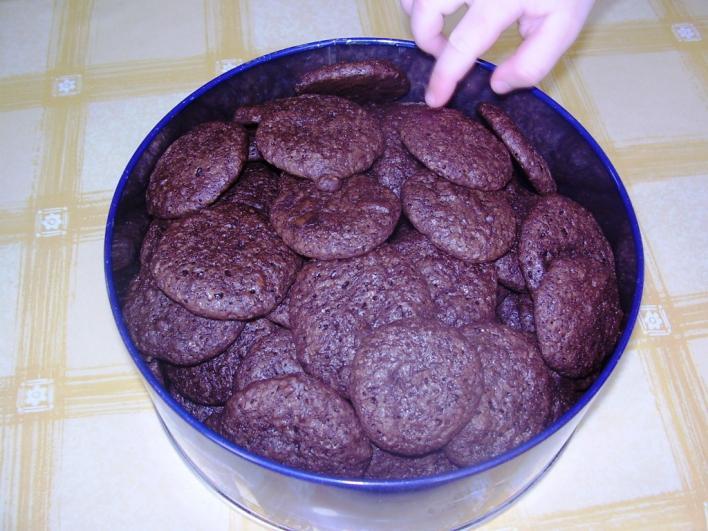 Csúnya keksz (ronda, de finom)