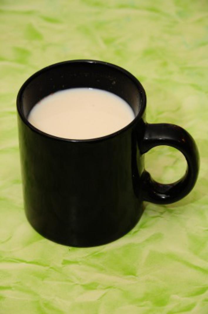 Meleg fűszeres tej