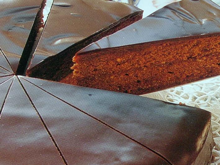 Sacher torta 2.
