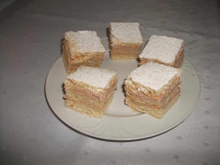Menyasszonyi sütemény