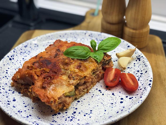 Szénhidrátcsökkentett Cukkinis Lasagne - Görbe Pali konyhájából