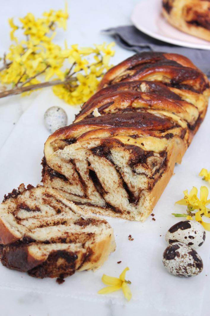 Nutellás-banános kalács - Szűcs Réka - Ízből Tíz konyhájából