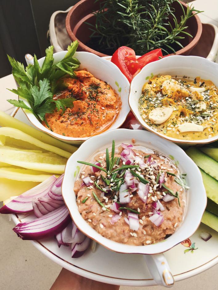 Vegán Szendvicskrémek, tunkik - Noraspiration konyhájából