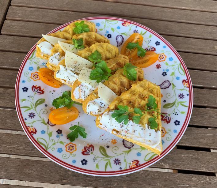 Sütőtökös sós palacsinta - Dori's Delicious Dishes konyhájából