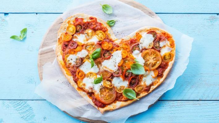 Pizzaszív