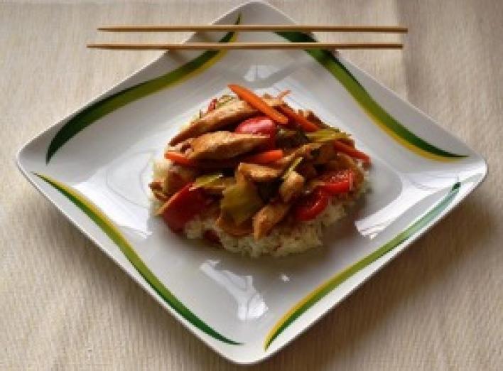 Kínai Pirított csirke