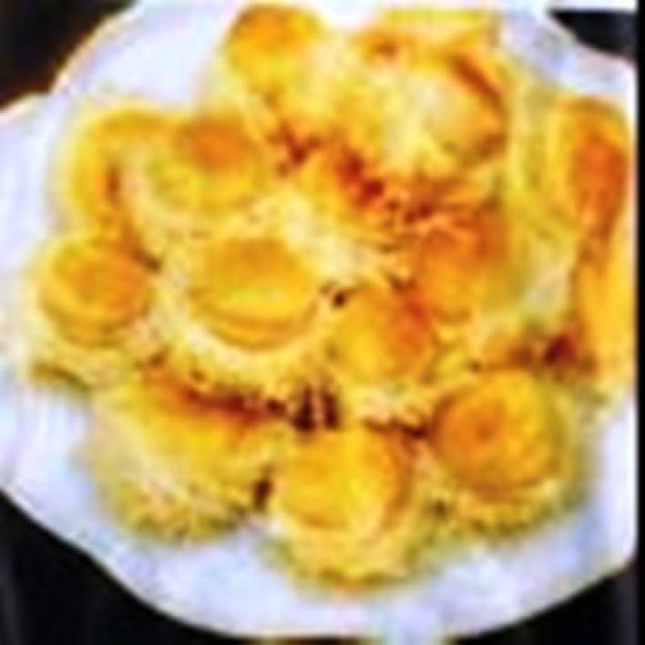 Sajtos krémes (borzaska)
