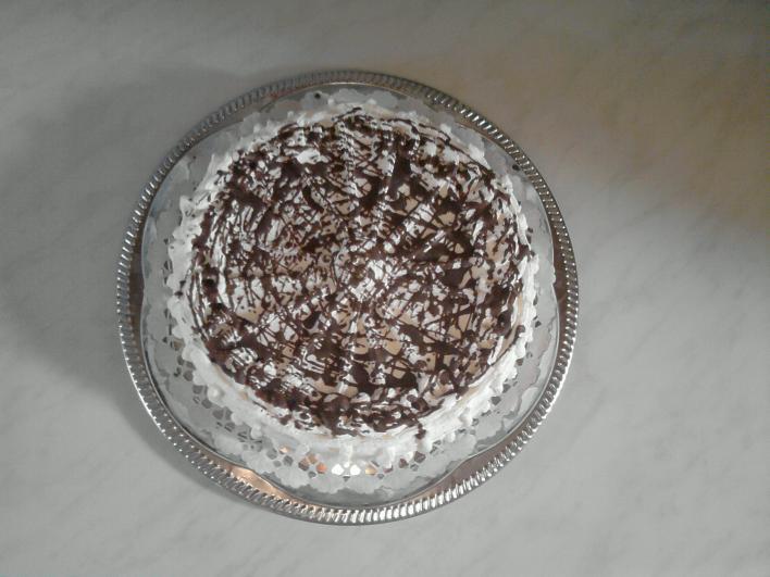 Túrós-tejszínes torta