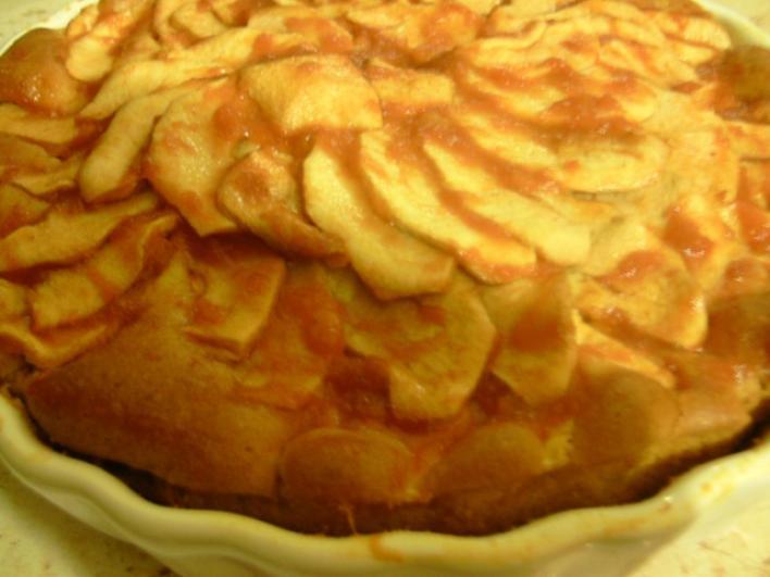 Fincsi almatorta