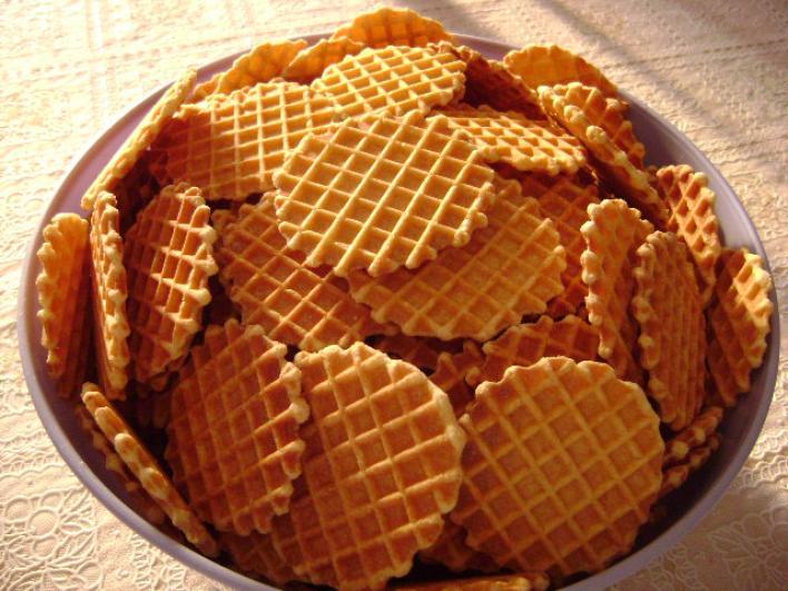 Fűszeres keksz