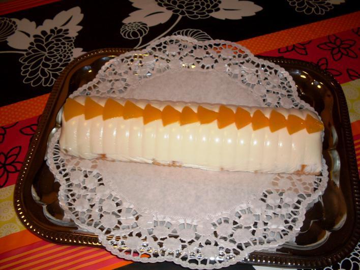 Zselés-túrós sütés nélkül