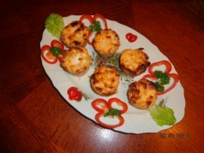 Bolognai muffin