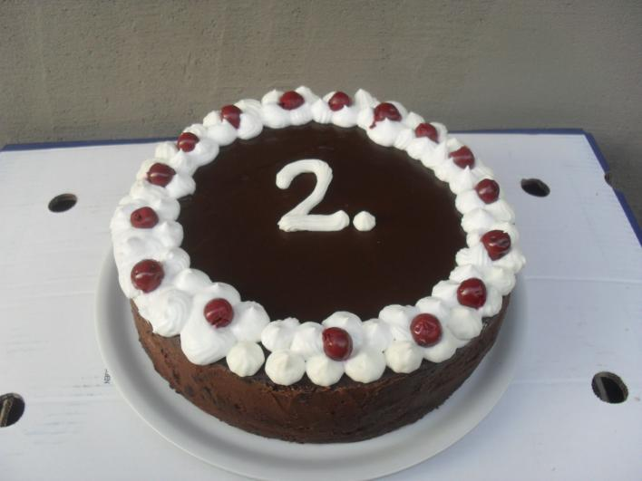Feketeerdő torta Loncsi módra