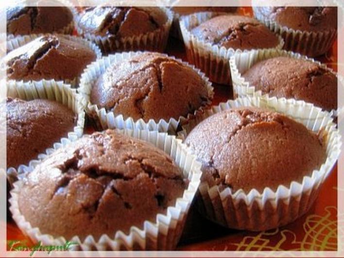 Csak muffin csokis verziója