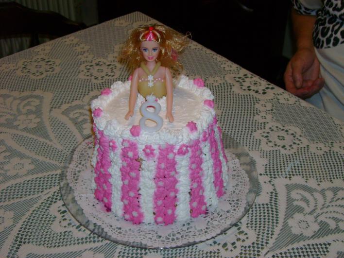 Barbie torta