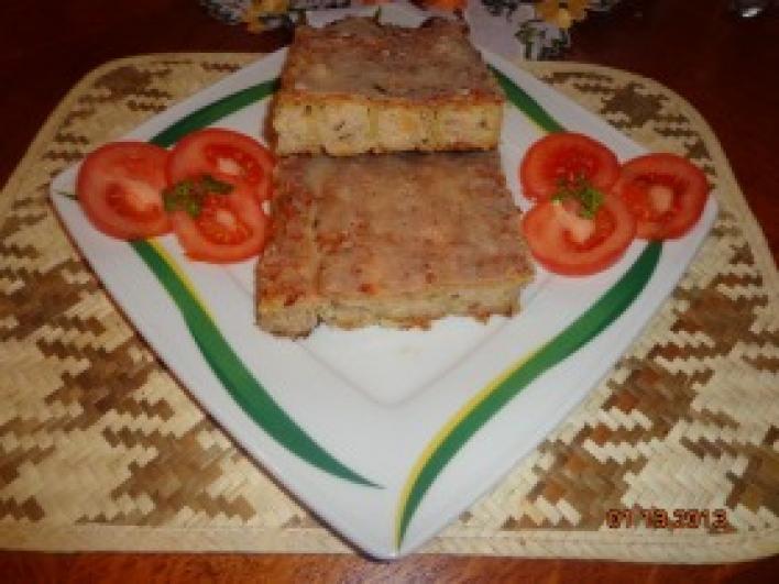 Pulyka vagdalttal töltött cannelloni