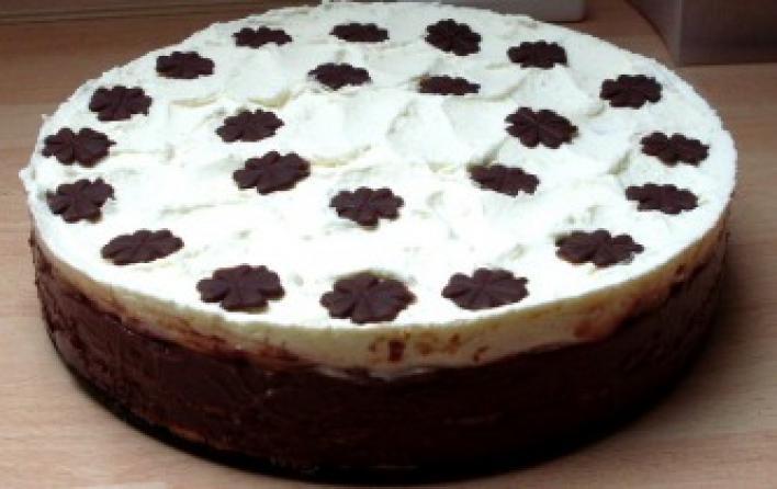 Výsledok vyhľadávania obrázkov pre dopyt Ünnepi csokoládé banán torta
