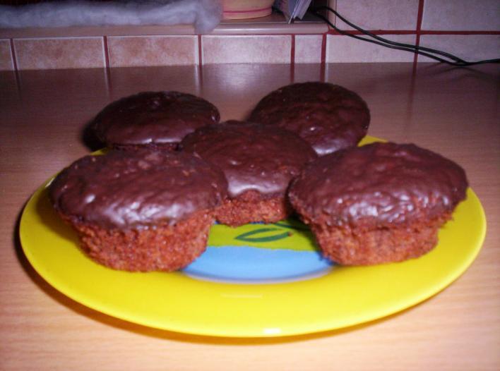 Mogyorókrémes muffin (2 nap után is omlós)