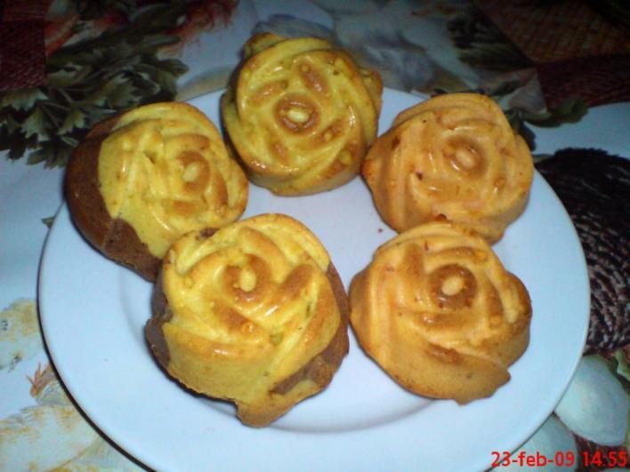 Egyszerű muffin