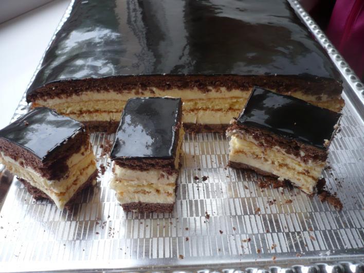 Kati vendégváró sütije
