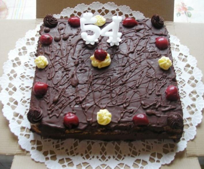 Párizsikrémes torta