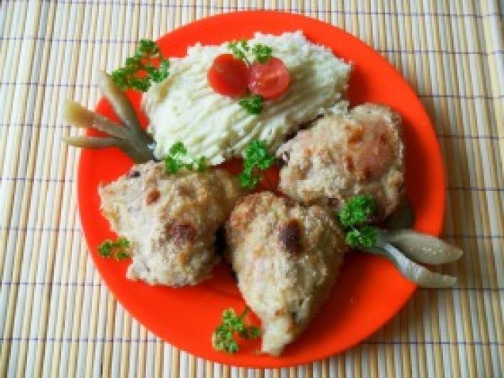 Tartáros csirkecombok