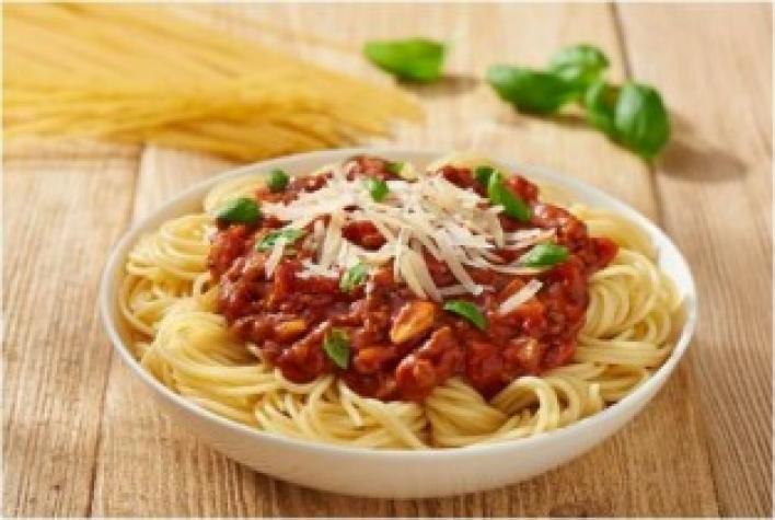 Delectable Spaghetti Bolognese