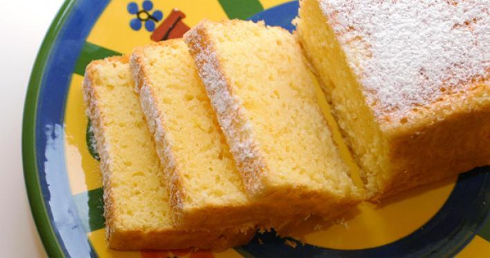 Könnyű citromos süti