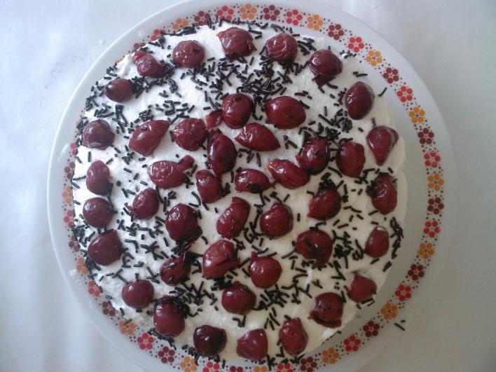 Fekete-erdő torta