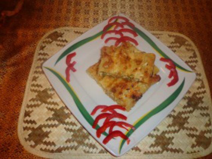 Cannelloni vegáknak