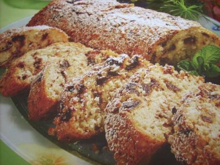 Kókuszos kenyér